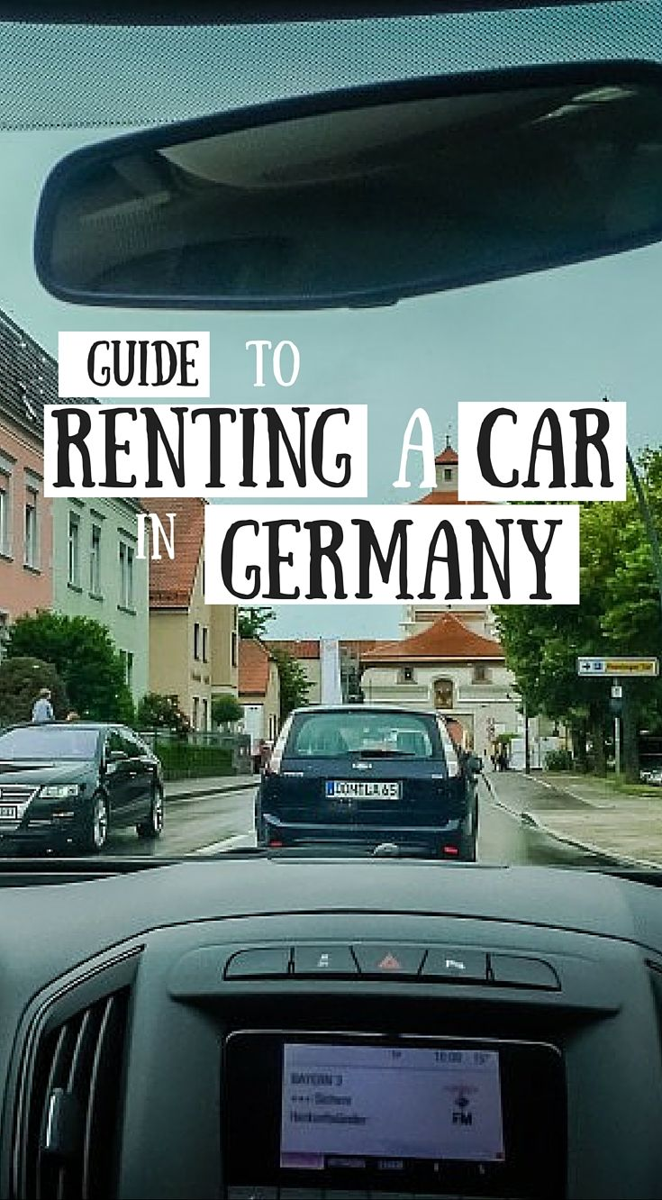 driving rules in germany pdf