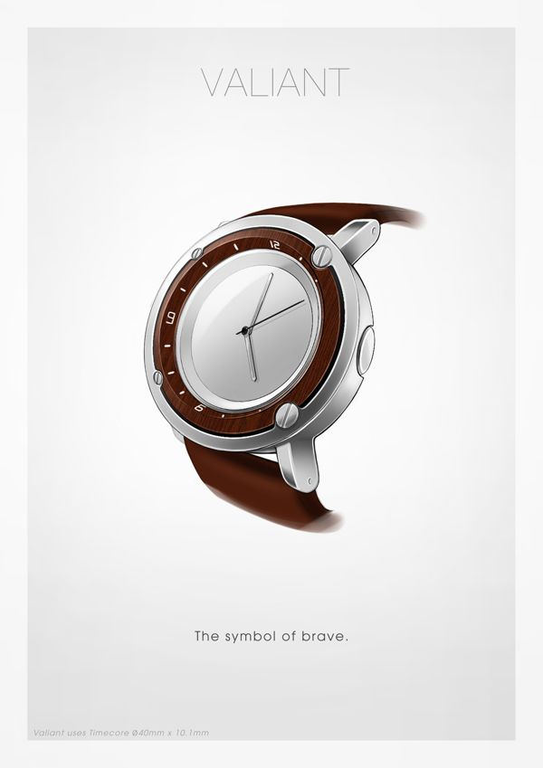 VOOC Watch Design on Behance