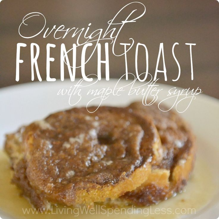 Overnight French Toast   Easy Oven Baked French Toast   Brunch Recipe