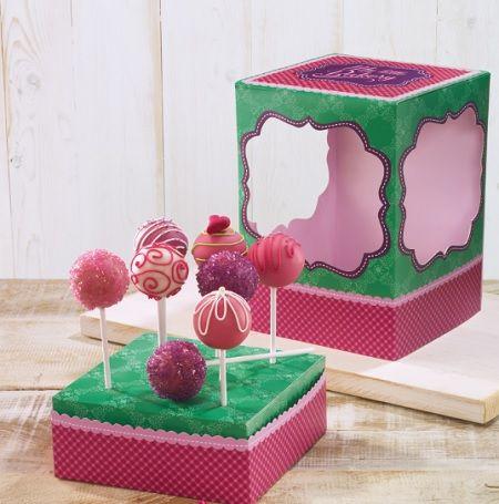 Cake Pops Gift Box - Kitchenique