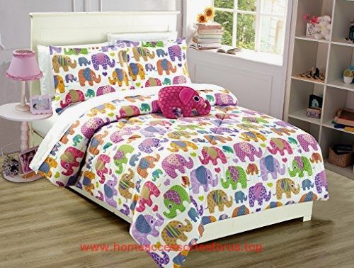 Mk Collection 8pc Full Size Teens/Kids Girls Elephant White Purple Pink Yellow green Comforter And sheet set with furry Buddy included New Full, Comforter set BUY NOW     $48.99    Mk Collection Kid Comforter sets are designed to keep you updated and fashionable in the mo ..  http://www.homeaccessoriesforus.top/2017/03/13/mk-collection-8pc-full-size-teenskids-girls-elephant-white-purple-pink-yellow-green-comforter-and-sheet-set-with-furry-buddy-included-new-full-comforter-set-2/