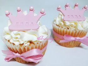 Annettes kager: Cupcakes til prinser og prinsesser