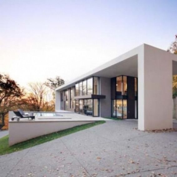 Nashville House By Kanner Thiss A Modern Home Design In A City With A History Of Traditional Architecture And Wit Architecture House Design Architecture House Contemporary house style history