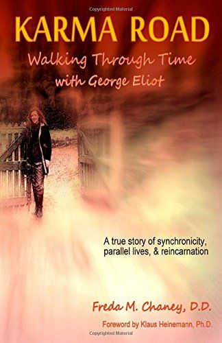 Karma Road: Walking Through Time with George Eliot by Freda M. Chaney D.D. http://www.amazon.com/dp/150863582X/ref=cm_sw_r_pi_dp_BENovb16P8SYW