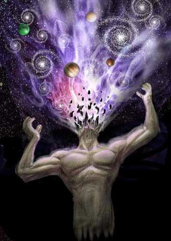 Explosion of consciousness
