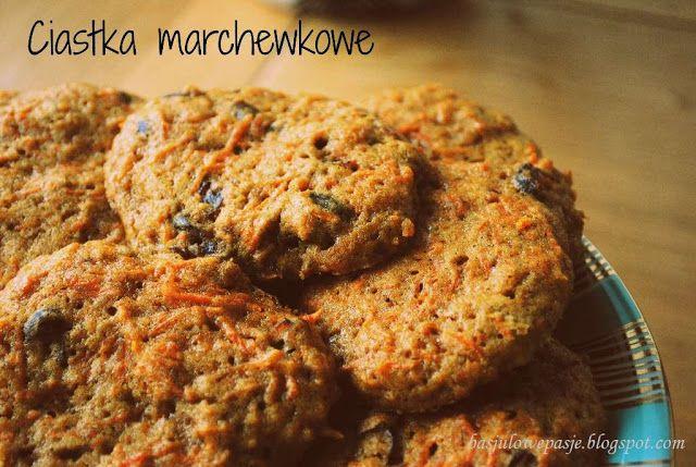 BasJulowe pasje czyli Basia i Julka w kuchni: Ciasteczka marchewkowe