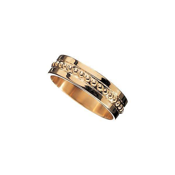Kalevala Koru / Kalevala Jewelry / Polku-sormus / PATH RING  Designer: Kai Lindström  Material: 18 carat gold or 18K white gold or silver or bronze