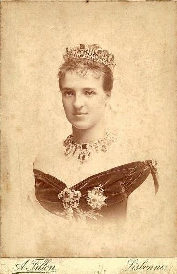 Amelia, Queen of Portugal.