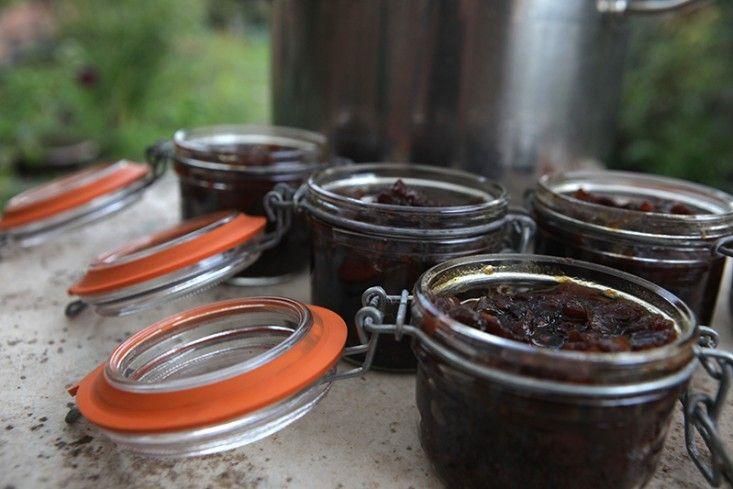 Recipe: Women's Institute Green tomato chutney. Gardenista