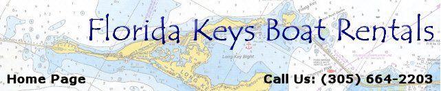 Marathon Florida boat rentals from keysboat.com - delivered to your resort or vacation villa