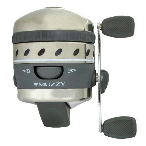 Muzzy XD Bowfishing Reel w/ 150# Line