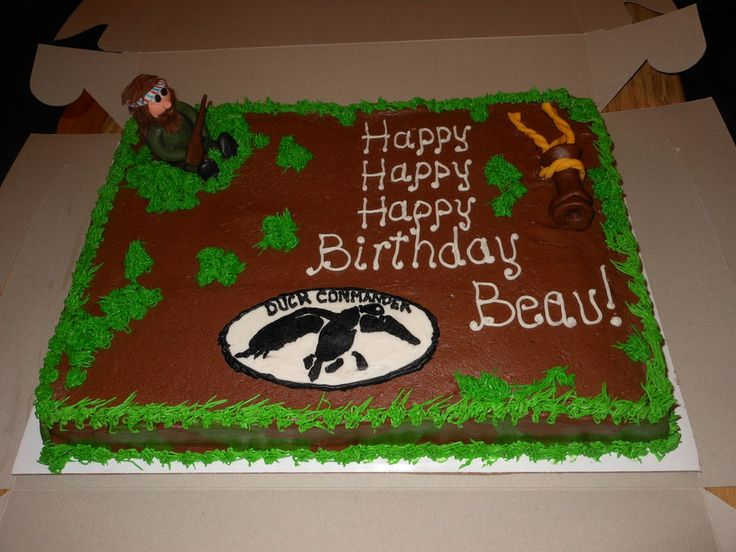 Walmart Duck Dynasty Cakes | duck dynasty cake for my daughter s friend
