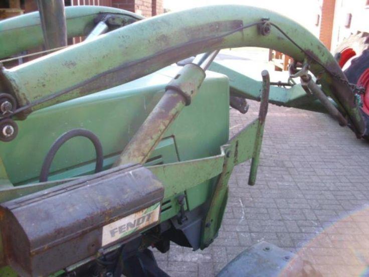 Biete Frontlader für Fendt Farmer Reihe an, komplett inkl. der Anbaukonsolen, mit Klinkmewchanik,...,Frontlader Fendt Farmer 2 S 3 S 4 S 5 S 103 104 105 106 in Niedersachsen - Spelle