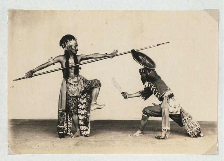 Pandhi Andaga, Javanese vs Buginese Warrior