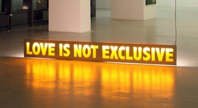 Anja Ciupka, Love is Not Exclusive, 2011