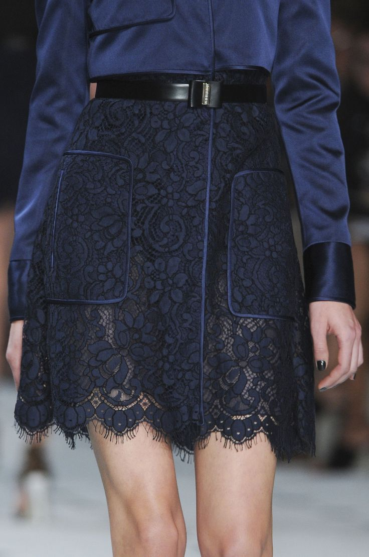 Jason Wu at New York Fashion Week Spring 2013 #fallintofashion14 #wardrobearchitect #mccallpatterncompany