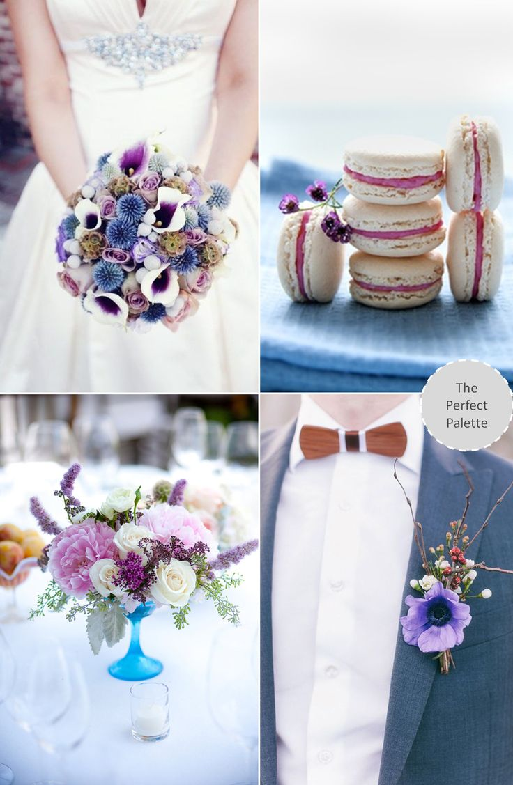 Now Trending | Shades of Blue + Purple http://www.theperfectpalette.com/2013/10/now-trending-shade-of-blue-purple.html