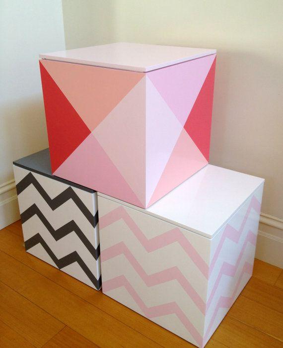 Hey, I found this really awesome Etsy listing at https://www.etsy.com/au/listing/206434270/toy-cube-pink-diamond-toy-box-toy-bin