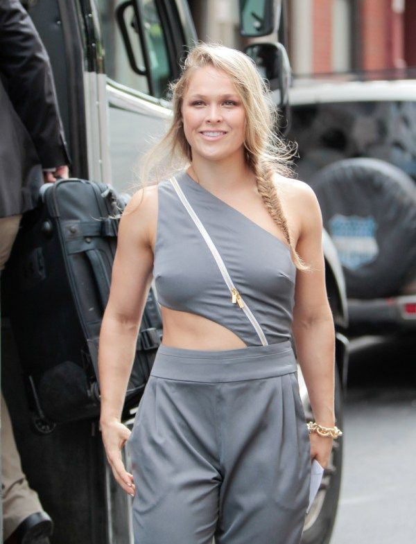 Ronda rousey sports illustrated and image search on pinterest
