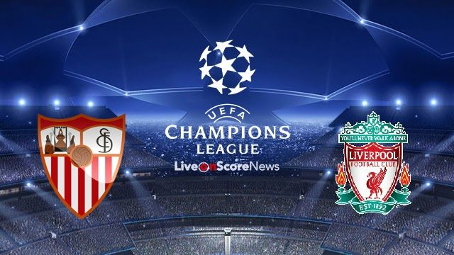 K.O 02.45 Sevilla vs Liverpool live streaming Champions League (UCL) http://ift.tt/2AdVYyF Liverpool Match UCL