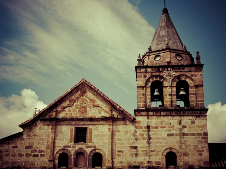 Catedral Santa Clara, Pamplona, Norte de Santander, Colombia.  PH. Maya Socha
