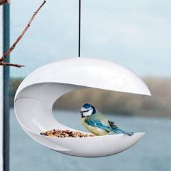 Mangeoire pour oiseau design  Bird Table hanging