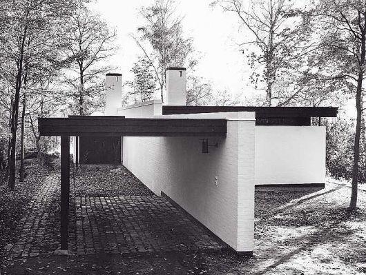 1963 bigaards house, friis moltke