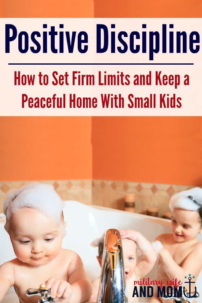 After reading this post, you'll know how to set firm boundaries and still keep a peaceful home using these science-backed positive toddler discipline tips. via /lauren9098/