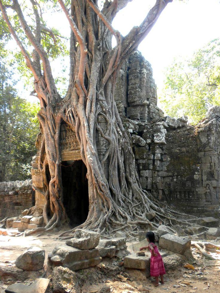 Visiter les temples d'Angkor : le grand circuit