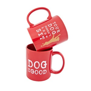 """Your Dog don't know SIT""Sitting, Red, Fab Com, Dogs Humor, Cool Dogs Products, Wedding Dogs, Dogs Supplies, Designwith Dogs, Coffee Mugs"