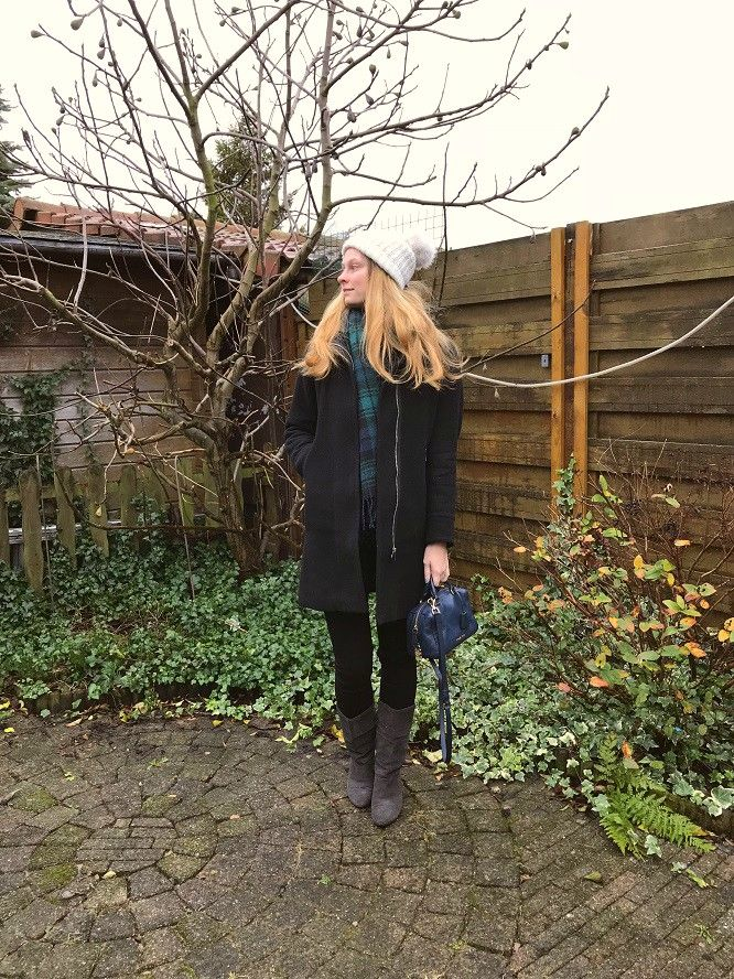 Winter outfit - My  Merry Morning blog #winterfashion #winteroutfits