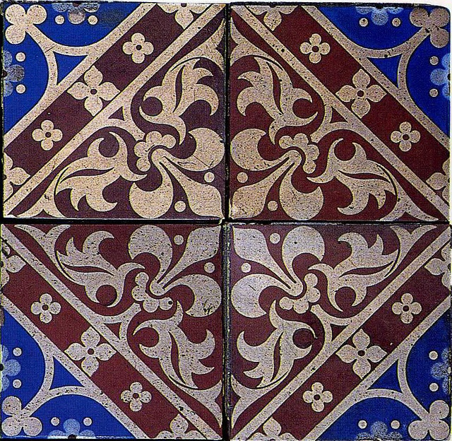 Ceramic Tile Apartment Design: 48 Best Images About Pugin On Pinterest