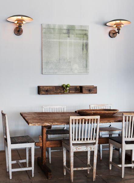 Poul Henningsen Wall Lights Diningroom