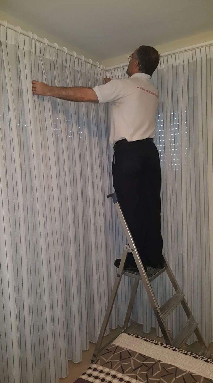 Las 25 mejores ideas sobre cortinas a medida en pinterest for Quiero ver cortinas