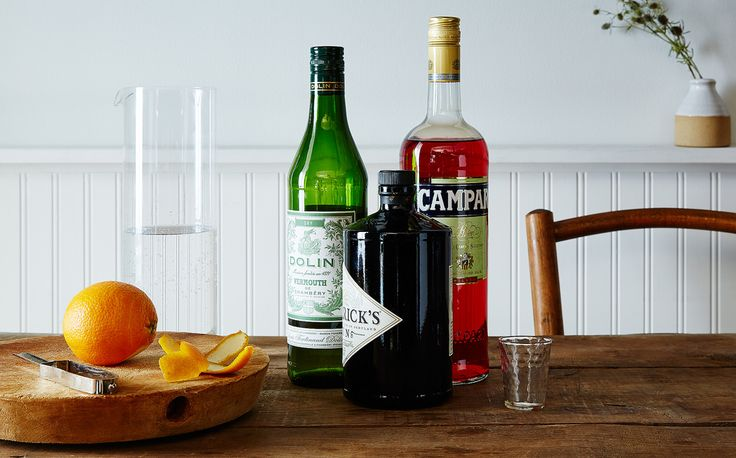 With these five ingredients, you can make some very delicious drinks [via Food52]