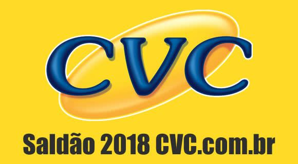 Saldão 2018 CVC.com.br – Viagens a partir de R$ 137* #saldão #cvc #viagens #pacotes #promoção #ofertas #2018 #feriados #bomdia