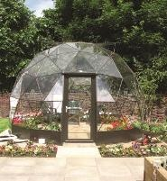 In celebration of RHS Chelsea Flower Show's 100th year, Solardome Industries launches a new green dome. See the SOLARDOME® HAVEN in the new green colours exclusively at the show...