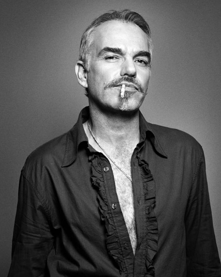 Billy Bob Thornton, has the same serious and no nonsense ...