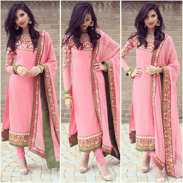 Here's the outfit I wore at the wedding I went to on Saturday! From @fabeha_fashion I love this candy floss pink! I have soo many YouTube videos to film I don't think I'll ever run out of ideas can't wait to do a winter lookbook my fave season 😍 check out my latest video link is on my Instagram bio love you all! 🌸🌷🌸🌷🌸 Jewellery from @mybeautybling 💗