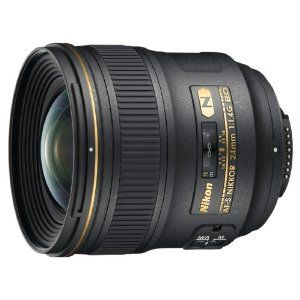 Someday.......Nikon 24mm f/1.4G ED AF-S RF SWM Prime Wide-Angle Nikkor Lens for Nikon Digital SLR Cameras