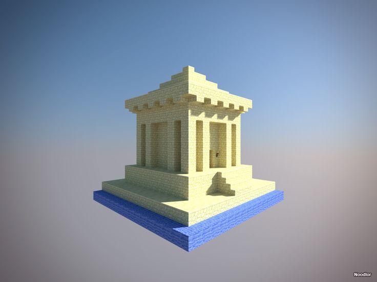 Desert - Temple