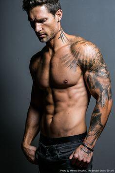 Tattoos Sleeve with Sun Rays | Sun Rays Tattoo