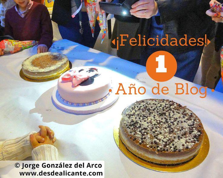 """""""Este blog cumple un año: ¡felicidades, bebé!"""".  Por fin, aquí está el """"épico-mega-post"""" en el que analizo desde diferentes perspectivas el primer año de vida de mi blog, """"Desde Alicante"""".  ¿Te he dicho también que el post incluye más de 20 fotografías? ¡Búscate en la galería de fotos!  Me encantaría que me dejases algún comentario (en el blog, no aquí): ¡espero tu feedback!  MILLONES DE GRACIAS… Y FELIZ PRIMER CUMPLEAÑOS PARA TI TAMBIÉN, PORQUE ESTE BLOG """"DESDE ALICANTE"""" ES EL TUYO."""