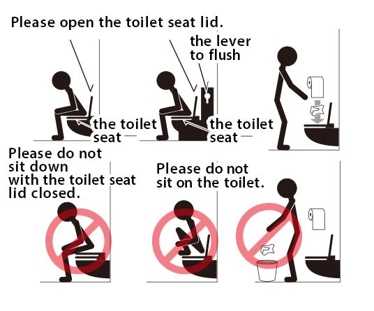Types of Toilets and Usage Japan s Toilet Situation   NIPPON UTSUKUSHI  TOILET. 37 best Seventh Grade Homeschool Helps images on Pinterest