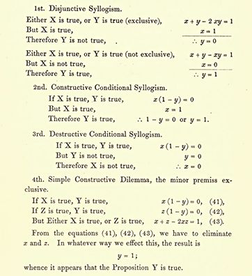 George Boole: A 200-Year View—Stephen Wolfram Blog