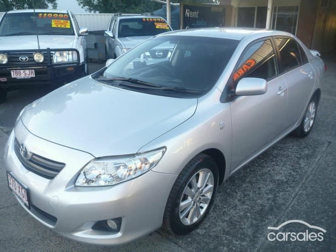 2008 Toyota Corolla Conquest Manual-$10,000*
