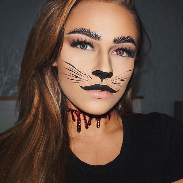 The 408 best images about HALLOWEEN MAKEUP on Pinterest