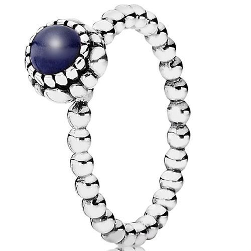 Pandora-September-Birthstone-Ring-Size-54-190854LP-BRAND-NEW