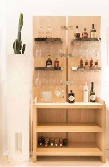 Mueble Bar - colección Canada