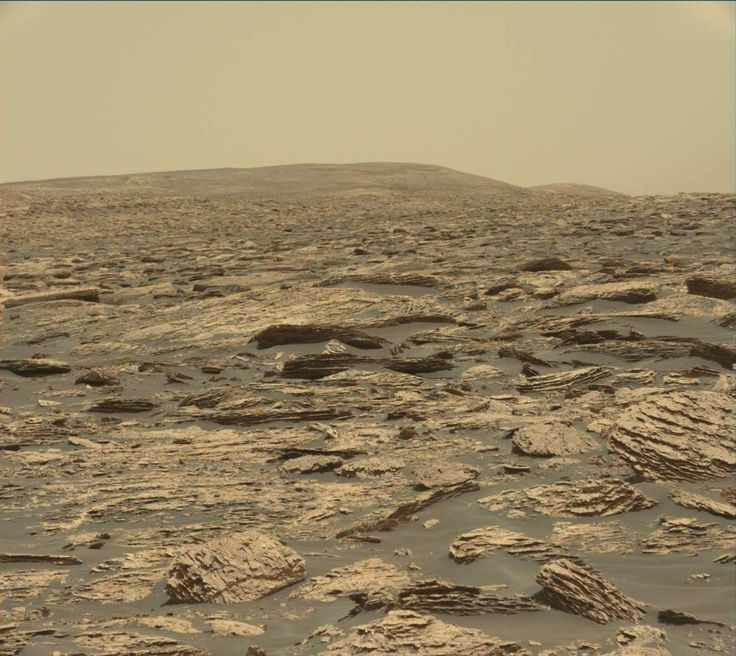 NASA's Mars rover Curiosity acquired this image using its Mast Camera (Mastcam) on Sol 1718